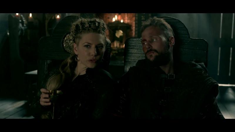 Викинги / Vikings (5 сезон) - дублированный трейлер в Full HD (2017)