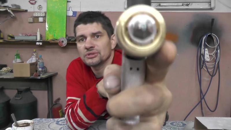 Какую дюзу и пистолет для покраски выбрать SFZ008
