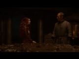 Игра Престолов - На Драконьем Камне. Мелисандра Асшайская соблазняет Станниса Баратеона. Ты должен отдать всего себя.