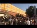 Военный оркестр в Александровском саду – 4
