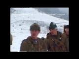 Бердская бригада в Чечне 2000г. Хопсеру. Ассинское ущелье. ч.1