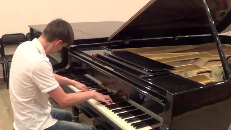 Панасюк Константин Сергеевич Yann Tiersen - Rue des Cascades CASIOTEKA конкурс2016