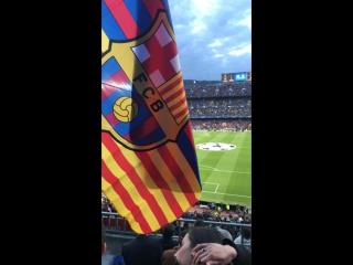 Newsbarca LIVE Барселона - Ювентус, перфоманс 🔵🔴