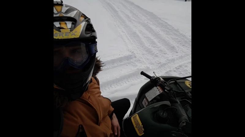 Квадроциклы ❄ Зима 2017 ❄