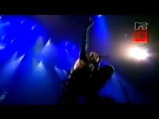 Marilyn Manson — The Beautiful People (Live in Hamburg|31.01.2001)