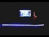 Цветомузыка из светодиодной ленты №4 (Обрывок)