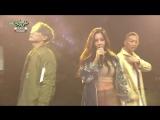150116 Lucky J - No Love @ Music Bank
