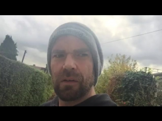 Duncan Lacroix:1 of 22 day push up challenge #022KILL