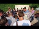 ПН TV_ Савченко в Николаеве_ «Хотите кидать в меня яйцами – кидайте!»