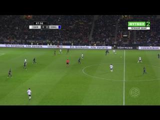 Германия 1:0 Англия | Гол Подольски