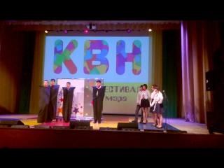 Команда КВН ,,Переходный возраст Школа №7