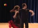 Цыганочка с выходом 2008, 4 серия, второй танец