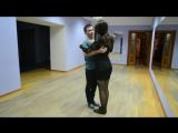 [Dance Easy St] Кизомба - импровизация Марат и Гульнара