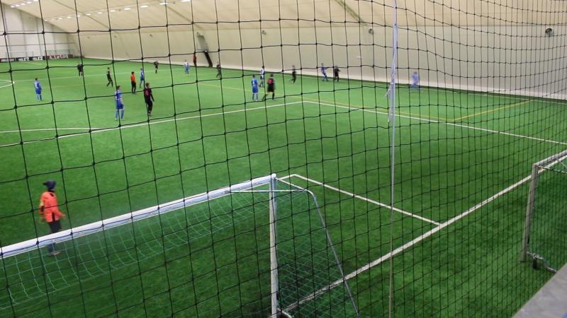Второй тайм матча Nomme Kalju FC - FC Ajax Tallinn | U-17 Eliitliiga II liiga