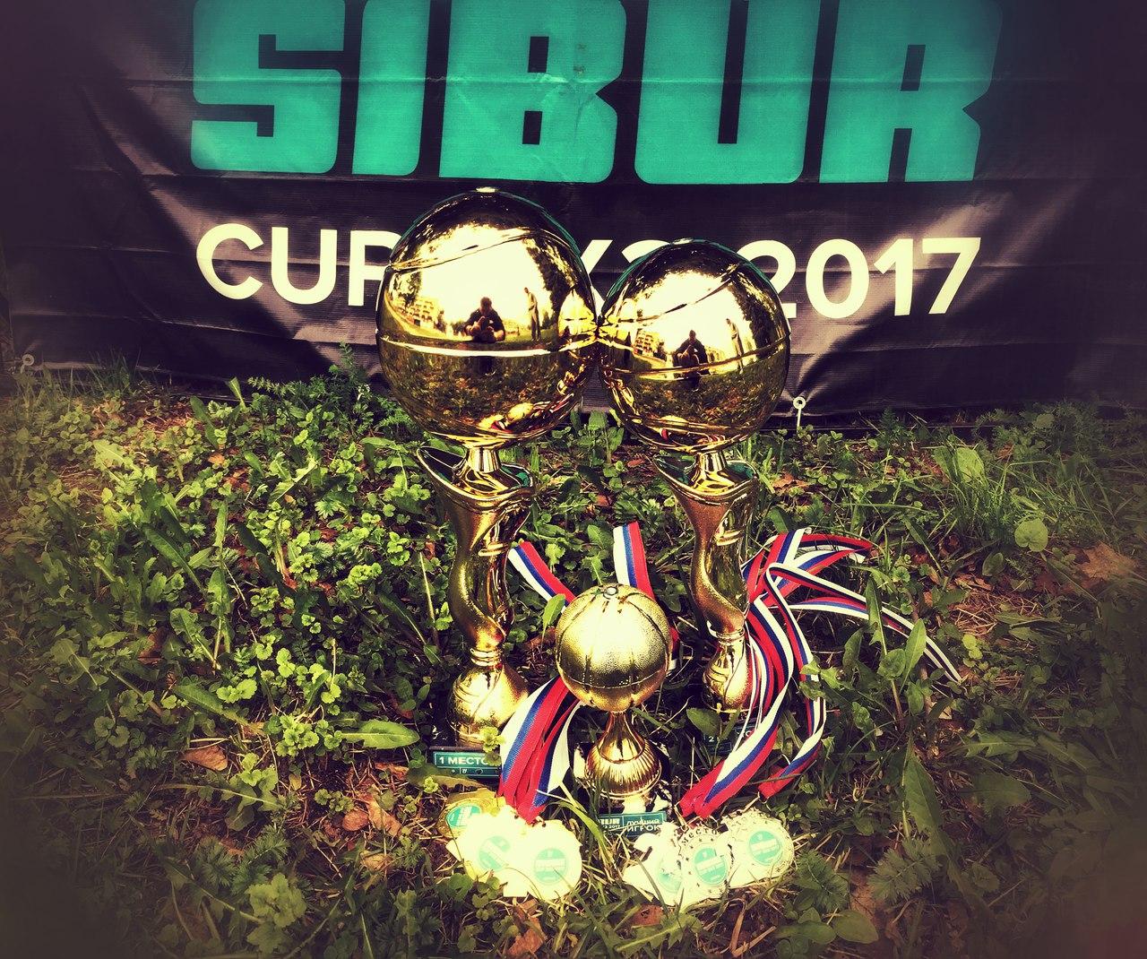 «Sibur Cup 3x3». Второй заход – DONE!