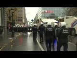 Бельгийские военные устроили беспорядки в центре Брюсселя