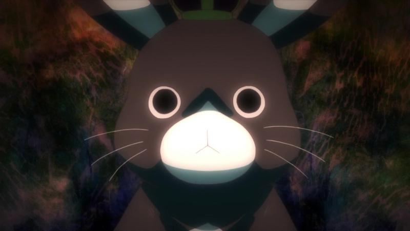 (1 сезон 10 серия) Кафе Кроличий дом / Заказывали кролика? / Можно ли заказать Кролика? / Gochuumon wa Usagi Desuka?