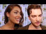 The 100 Cast Talks SHOCKING Season Finale & Dishes Season 5 Spoilers