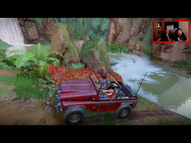 NoThx Gataka playing Uncharted: The Lost Legacy EP03