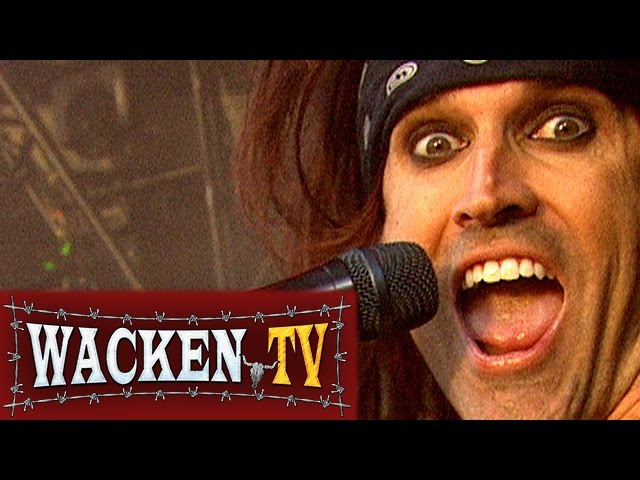 Steel Panther - Full Show - Live at Wacken Open Air 2016