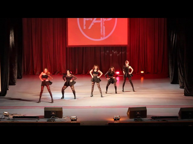 Rania - Just go (dance cover by 100%Girls) FAP 2017