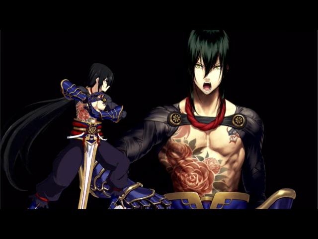 Fate/Grand Order Assassin(Yan Qing) Noble Phantasm Shi Mian Mai Fu・Wu Ying Zuo Wei