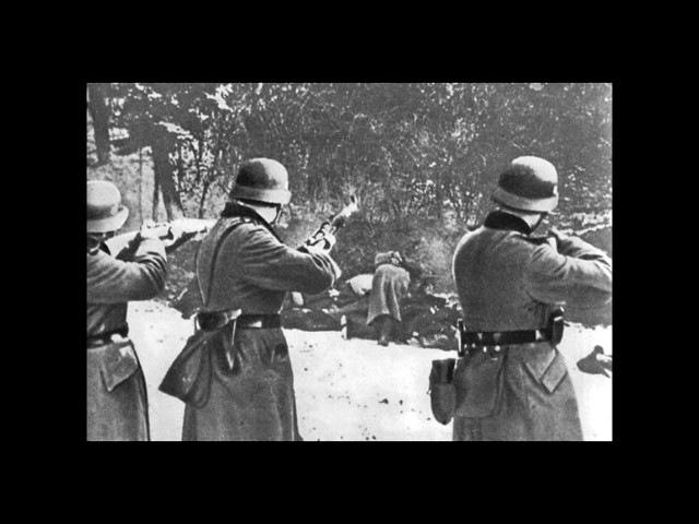 Письма немецких солдат и их жен о их поведении на территории СССР