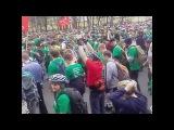 Роллер пробег 2017 Старт. Roller run 2017 Saint-Petersburg