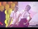 Шоу «Две звезды на СТВ». Суперфинал Нина Король и Юрий Таболин