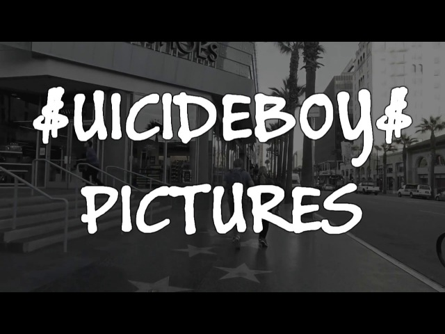 $UICIDEBOY$ PICTURES /ПЕРЕВОД/with russian subs