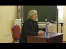 Беседа прот. Алексея Уминского с варницкими гимназистами