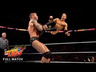 #My1 FULL MATCH  Randy Orton vs. Christian - World Heavyweight Title Match: Over the Limit 2011