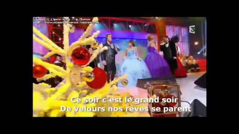 Mozart L'opéra Rock C'est bientôt la fin la chanson de lannée 2010 Lyrics