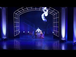 Дуэт Клариссы и Ласло из оперетты Баронесса Лили (ОпереттаLand-2015)