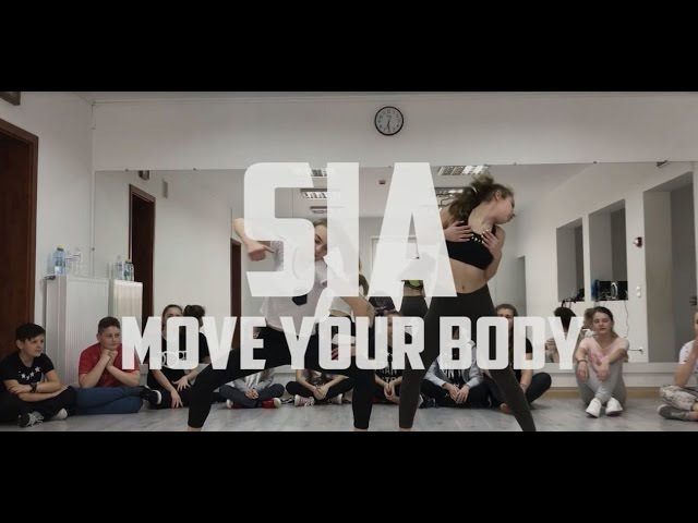 Sia - Move Your Body | Choreography by Igor Kmit