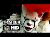 IT Official Trailer #2 (2017) Stephen King Horror Movie FULL HD