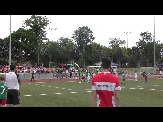 2007 г.р. Lokomotiv- TS Ober Roden Дюссельдорф 2017