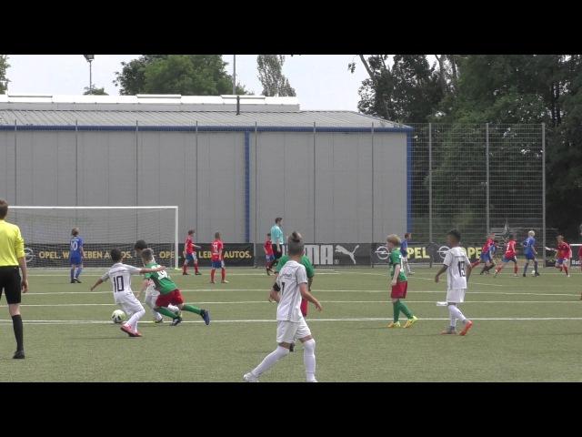 Дюссельдорф 2017. Lokomotiv- TS Ober Roden (2-0) 2 часть