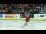 MARIN HONDA 本田 真凜 - FS 2017 - US International Figure Skating Classic (marin honda fall after fs)
