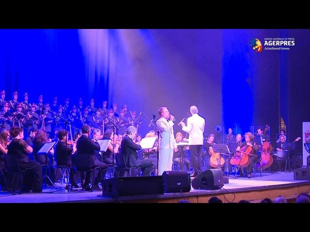 Marele Cor al Armatei Roșii, concert de excepție în București