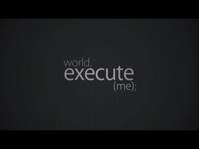 World.execute(me) - MILI Fan movie