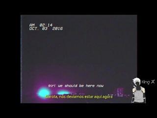 Jeremy Zucker - Talk Is Overrated (Legendado) ft. blackbear