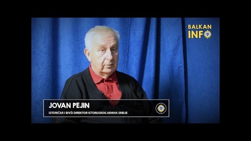 INTERVJU: Jovan Pejin - Hrvati su Srbi katolici koji govore srpskim jezikom i danas! (08.12.2015)