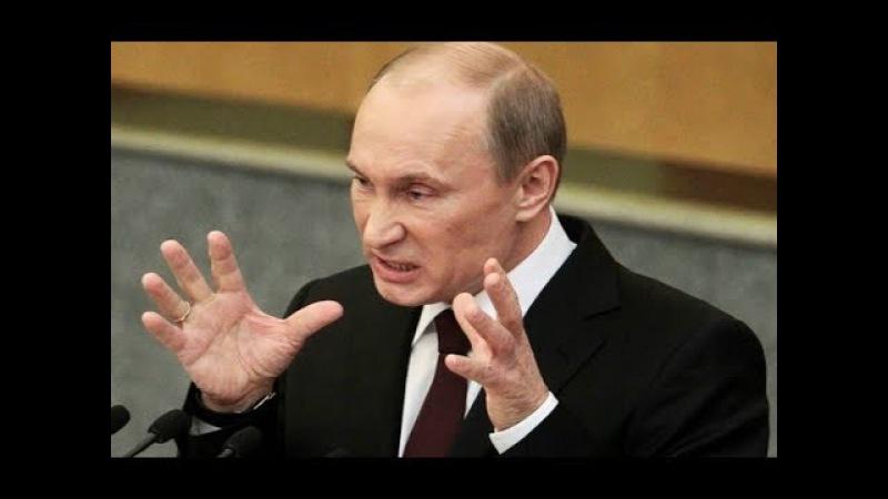 PUTIN POBESNEO NA AMERIČKU VODITELJKU - Rusi su vam za sve krivi, i za sneg u Moskvi!