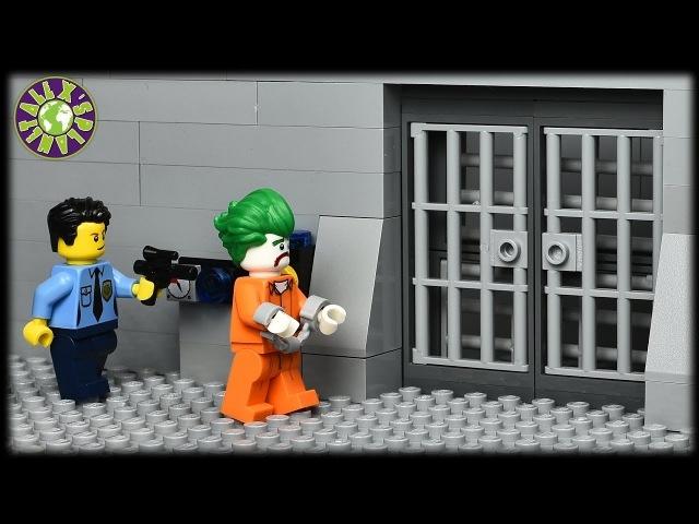 Lego Prison Break