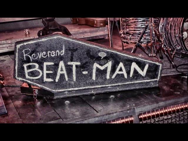 REVEREND BEAT MAN - Jesus HD LIVE (Tilt, Avellino - ITALY 2017) bluestrash onemanband voodoorhythm