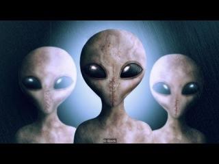 НЛО.Агрессия инопланетян перешла границы разумного.Документальный фильм
