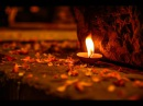 Tibetan Singing Bowl 4 hours | Rainfall Stream | Meditation Music