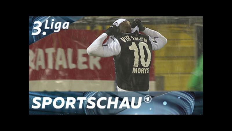 3. Liga: Aalen 1:1 Erfurt