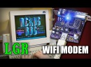 WiFi232 Wireless Modem: BBS Fun on Retro PCs!